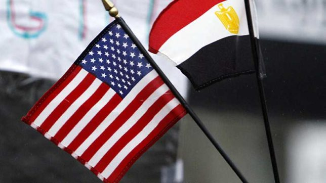 Egypt and US start joint military exercise after 8-year suspension