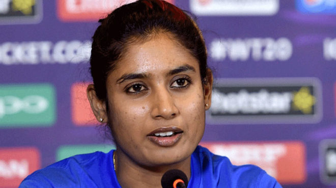 Mithali Raj along with other Indians features in BBC 100 women list 2017