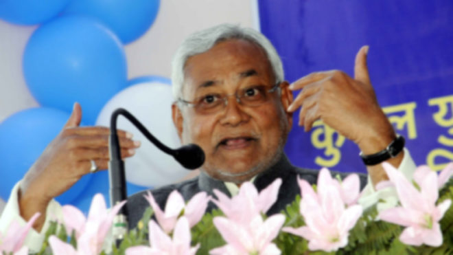 Bihar Chief Minister Nitish Kumar favours simultaneous elections