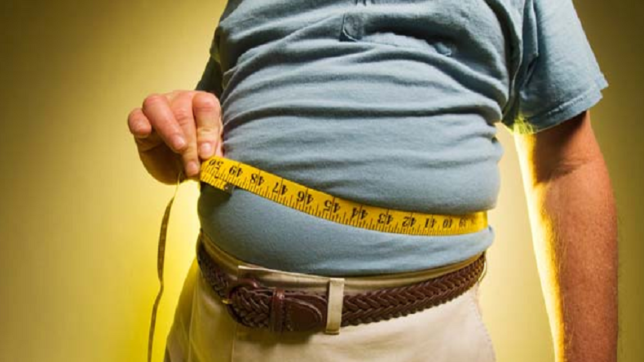 Being obese but healthy may up heart failure risk by 96%