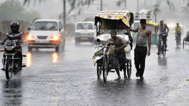 Odisha to experience heavy rainfall