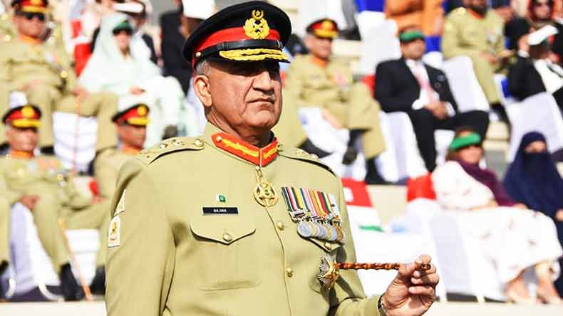 Pakistan Army chief General Qamar Javed Bajwa confirms death sentence to 4 terrorists