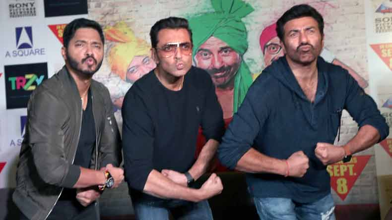 Excited, nervous about Bollywood comeback: Bobby Deol