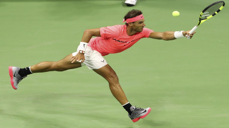 US Open: Nadal, Federer storm into fourth round