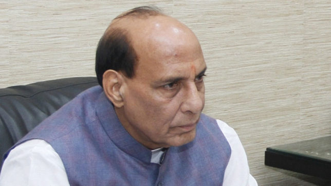 Wait for affidavit to know government's stand on Rohingyas: Rajnath Singh