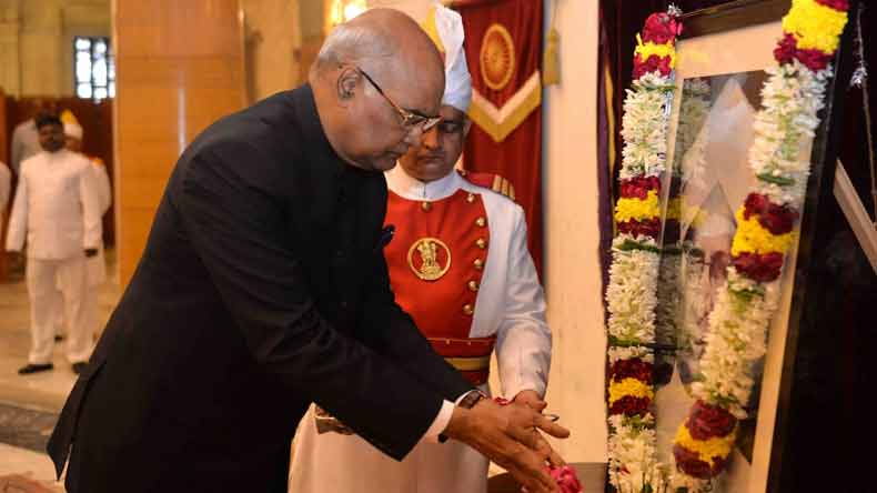 Teachers are the best category of nation builders: President Ram Nath Kovind