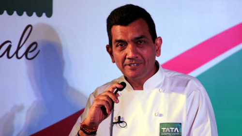 Sanjeev Kapoor is brand ambassador for World Food India's Food Street