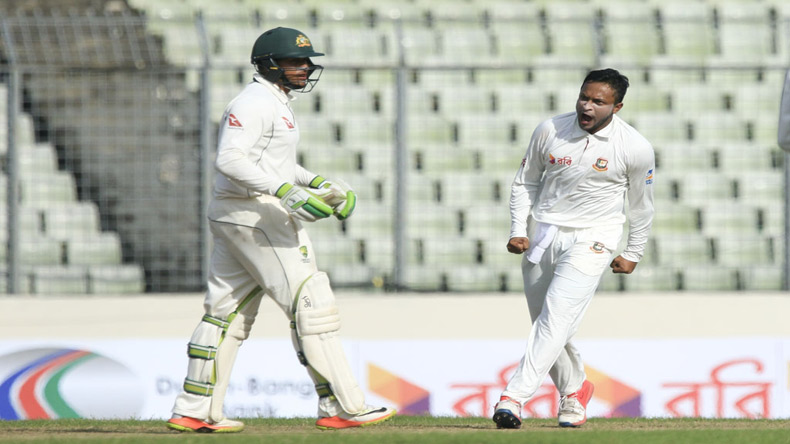 Shakib wants six-month break from Tests