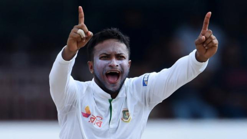 Bangladesh rest Shakib Al Hasan for South Africa Tests