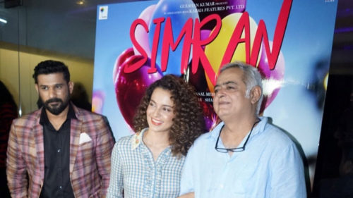 'Simran' movie review: A feisty Kangana Ranaut canvas