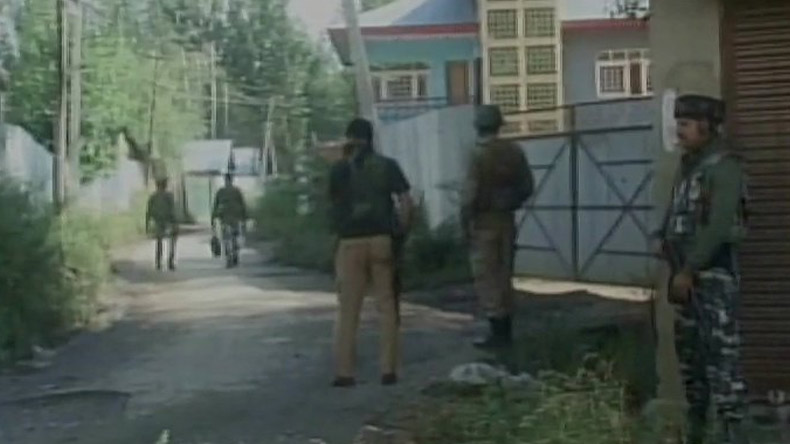 Search operation begins in JK's Baramulla, two terrorists believed to be trapped