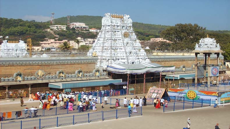 Fire breaks out in Tirumala temple kitchen, no injuries