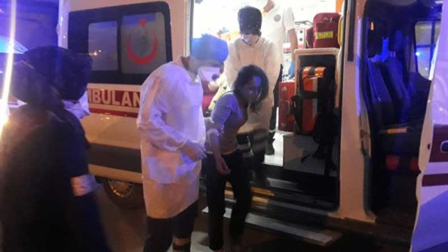 At least 40 people hospitalised after poisoning in Turkey