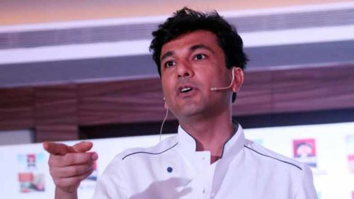 Docu-drama on Chef Vikas Khanna to be screened at Venice film fest