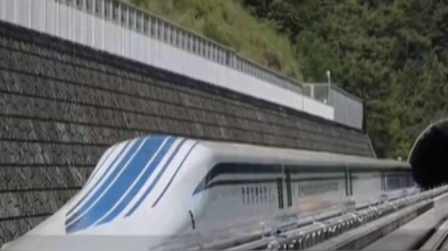 Top 5 fastest bullets trains in the world today