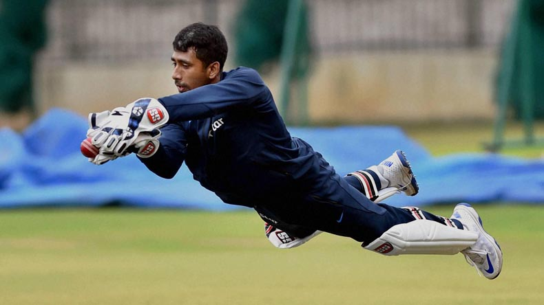 My wife wants me to play 2019 World Cup: Wriddhiman Saha