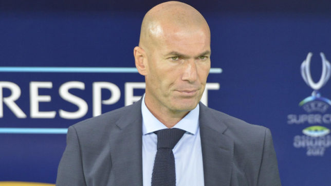 Real Madrid coach Zidane says Asensio should be left in peace