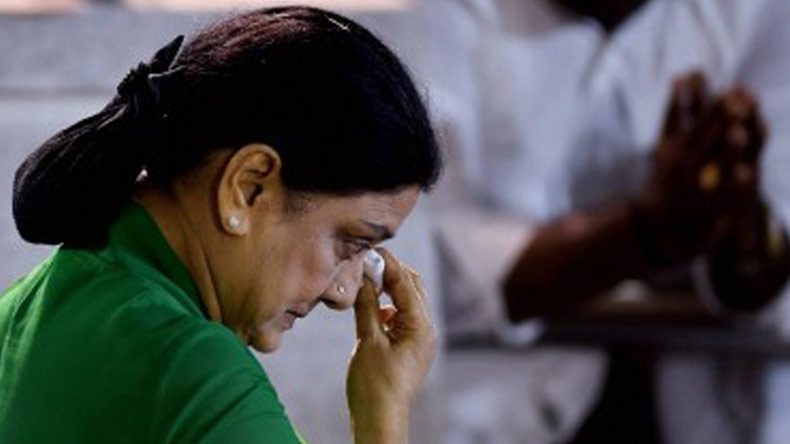 VK Sasikala's parole plea rejected on