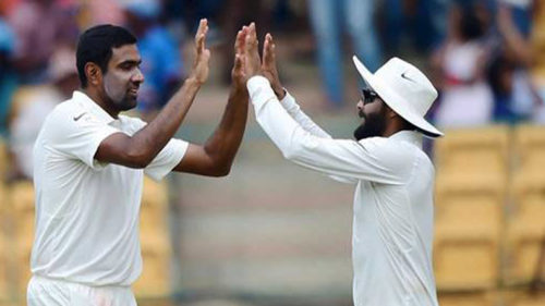 Jadeja, Ashwin return into the Indian squad for Test series against Sri Lanka