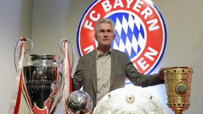 Bayern Munich's coach Jupp Heynckes: From iconic footballer to legendary tactician