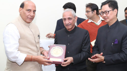 Centre appoints ex-IB Director Dineshwar Sharma as interlocutor in J&K