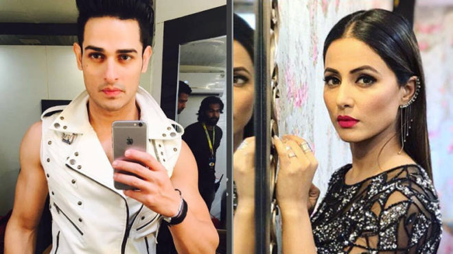 Bigg Boss 11 couple alert — Is there something brewing between Hina and Priyank