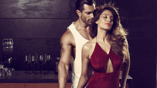 Bipasha Basu and Karan Singh Grover promote safe sex in this hot condom ad