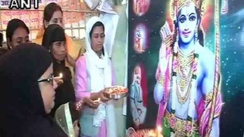 Fatwa issued against Muslim women for worshipping Lord Ram on Diwali in Varanasi