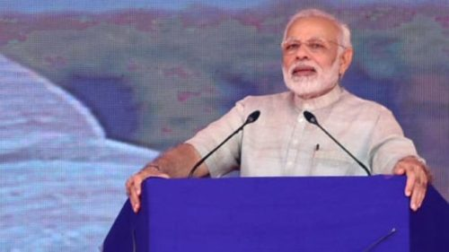 PM Narendra Modi in Gujarat: Inaugurates Ro-Ro ferry service, says it's a 'dream come true'