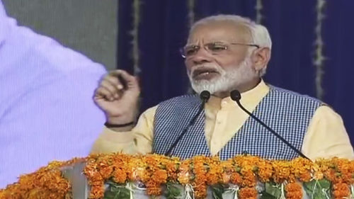 PM Narendra Modi in Gujarat: Defends GST, demonetisation, assures economy on the right track