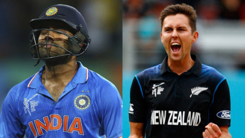 India vs New Zealand: Left handed genius in Trent Boult haunts Rohit Sharma
