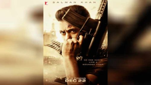 Tiger Zinda Hai first look: Twitter explodes with reactions after Salman Khan shares movie poster