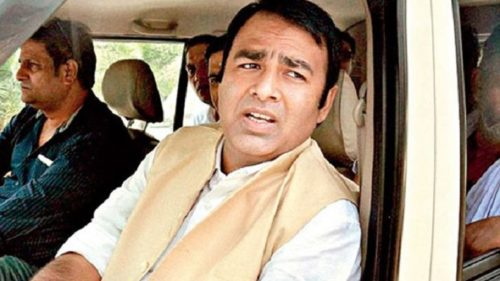 Taj Mahal is a blot on Indian culture, says BJP MLA Sangeet Som