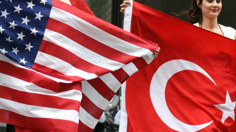 U.S. suspending visa issuance to Turks against alliance spirit - PM