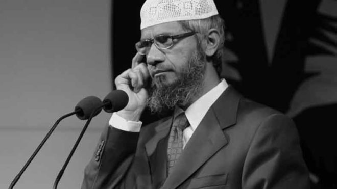 Zakir Naik radicalising youth for terror activities: NIA
