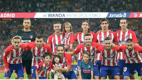 Atletico Madrid vs Qarabag, Champions League 2017: How to watch online live streaming and live coverage on TV, When is  Atletico Madrid vs Qarabg match, What time does it start