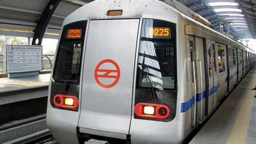 Delhi Metro to run till 10pm on Deepavali; DMRC launches special Diwali-themed train