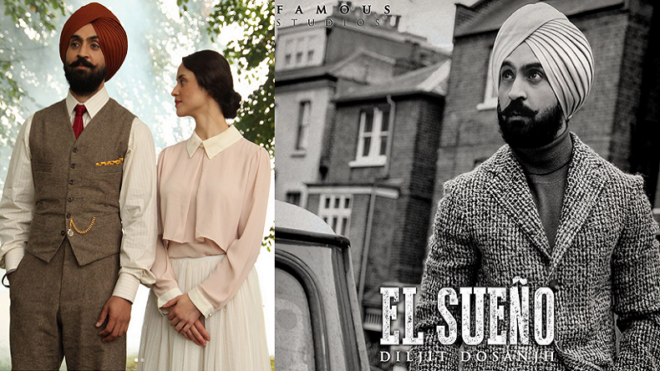 Diljit Dosanjh's Spanish song El Sueño to be a Diwali gift for his fans; available for pre-orders