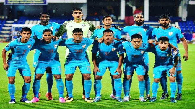 'Asian Dream' continues as India thrashes Macau 4-1 to book a spot in the AFC Asia Cup 2019