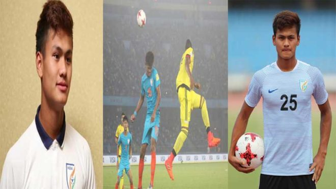 Who is Jeakson Singh — Here is everything you must know about India's first ever goalscorer in FIFA U-17 World Cup