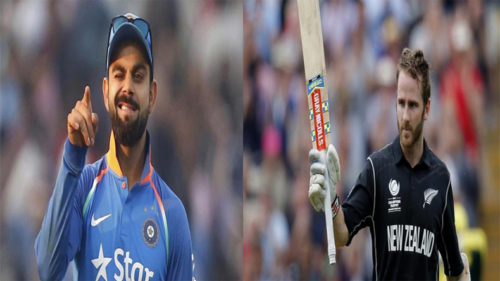 India vs New Zealand, First ODI live score updates
