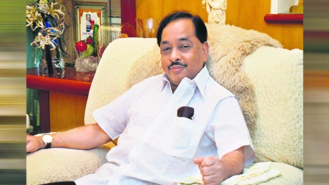 Once Congress' strongman, Narayan Rane floats his own party; says will support BJP