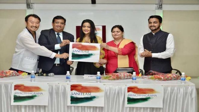 Women & girl child hygiene gets a boost with 'Sanitease'