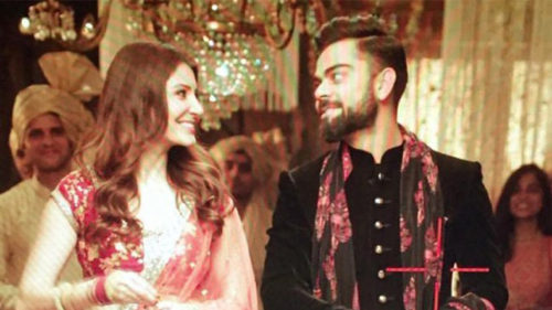 Love birds Virat Kohli and Anushka Sharma's adorable Diwali treat for fans