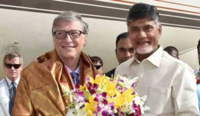 Bill Gates recalls first meeting with Naidu 20 years ago