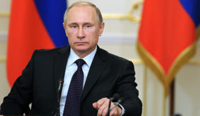 Breakdown of Syria prevented, political settlement on agenda Putin