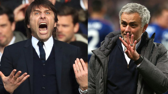 Chelsea-vs-Manchester-United-Conte's-men-to-continue-title-defence-as-Mourinho-returns-to-Stamford-Bridge