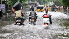 Heavy rains again lash Tamil Nadu; schools shut in Chennai, Kancheepuram and Tiruvallur