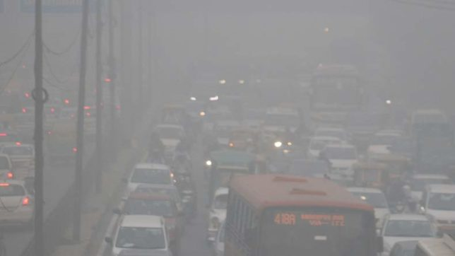 Air quality in Delhi-NCR improves a little as wind catches up
