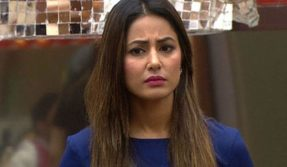 Bigg Boss 11: Has Hina Khan 'accidentally' leaked crucial information from Bigg Boss house?